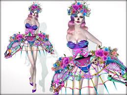 catrina costume second marketplace boudoir catrina couture