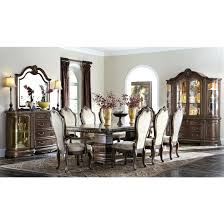 michael amini dining room furniture aico villagio set excelsior
