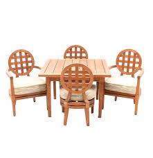 Teakwood Patio Furniture Solid Teak Wood