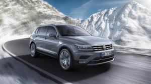 custom volkswagen tiguan vw tiguan allspace is set to make european debut at 2017 geneva