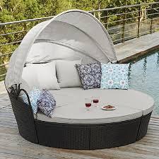 canapé lit rond canapé lit d extérieur 2 3 personnes vegas table chaise salon
