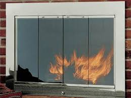 Superior Fireplace Glass Doors by Benefits Of Fireplace Glass Doors Northline Express