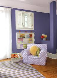 interior paint ideas and inspiration purple kids rooms go bolder with this benjamin moore paint color palette walls darkest grape 2069