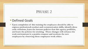 professional work ethics in the workplace martha piear cur 516