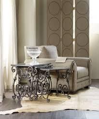 hooker furniture living room true vintage nest of tables 5707 50001