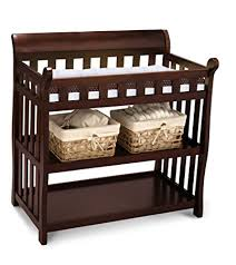 Changing Table Delta Children Eclipse Changing Table Black Cherry