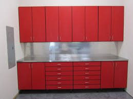 tall garage storage cabinets metal garage storage cabinet in blue for wall roller and how to