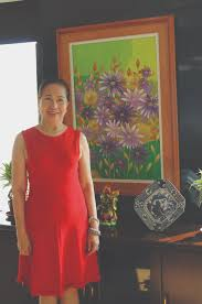 on staying on top of her game andrea domingo pagcor chair