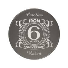 6th wedding anniversary gift ideas 6th anniversary gifts t shirts posters other gift ideas