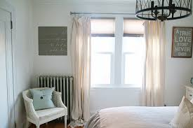 diy no sew drop cloth curtains the rustic life now you can step back and bask in the glory of hanging chic curtains bought inexpenisivley that know one will know are drop cloths unless you