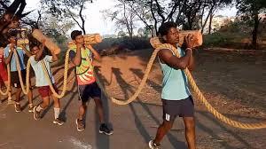Camp Style Boot Camp Marathon Chennai India Military Style Lite Weight