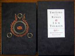 lord of the rings 50th anniversary edition the lord of the rings 50th anniversary edition