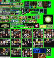 menu icons u0026 miscellaneous sprite database