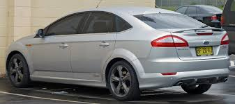 2009 ford mondeo specs and photos strongauto