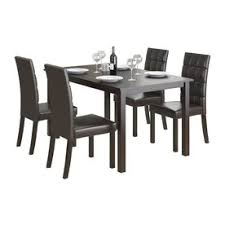 White Wooden Dining Table And Chairs Shop Dining Sets At Lowes Com