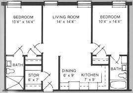 efficiency apartment floor plans idolza