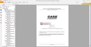 case 750l 850l tier iii crawler dozer repair manual auto repair