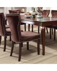 kingston dining room table check out these bargains on acme furniture kingston dining side