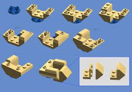 lego army jeep instructions downtheblocks pogo professor x minifigure with wheelchair