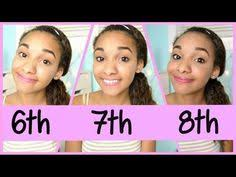 makeup schools ta middle school makeup tutorial 6th 7th and 8th grade