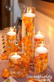 best 25 orange wedding centerpieces ideas on orange