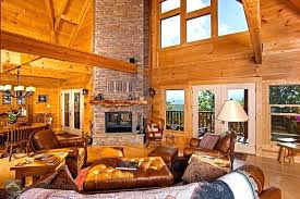 log home interior decorating ideas modern log cabin grain a quilts myfantasticfriends org