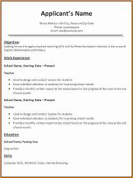 resume format for fresher english teachers 9 fresher teacher resume format in word invoice template download