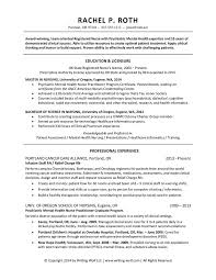 Good Nursing Resume Professional Nursing Resume Examples Resume Examples And