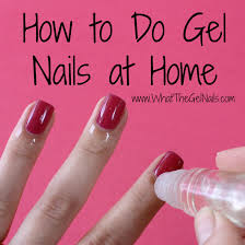 uv l for gel nails how to do gel nails feature jpg