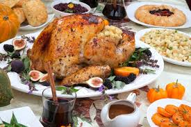 dining out on thanksgiving day debordieu rentals