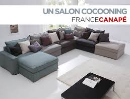 canapé d angle cocooning un salon cocooning canapé