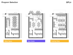 create a classroom floor plan the architectural league of new york proposal l