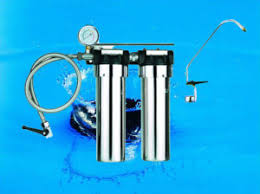 under sink water purifier china 2stages undersink water purifier tap connector water pressure