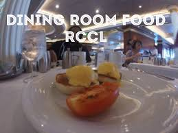 Main Dining Room by Hd Cruise Food I Main Dining Room I Royal Caribbean Youtube