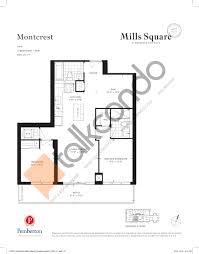 Vaughan Mills Floor Plan Mills Square Condos Talkcondo