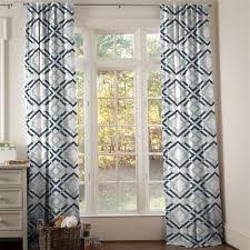 geometric drapes and curtains coordinating drape panels