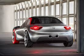 opel cars 2017 sportiniams automobiliams madas diktuos naujasis konceptinis u201eopel
