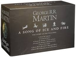 Full World Map Game Of Thrones by A Song Of Ice And Fire 7 Volumes Amazon Co Uk Harpercollins