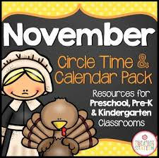 november jones calendar november calendar and circle time resources by mrs jones creation