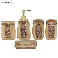 Oil Rubbed Bronze Bathroom Accessory Sets by Compare Prices On European Bathroom Accessories Online Shopping