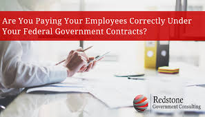 Contract Administration Job Description Are You Paying Your Employees Correctly Under Your Federal