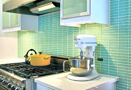 Green Tile Kitchen Backsplash Ikea Wood Countertop In Bathroom Countertops On Excellent Green
