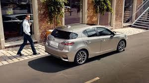 lexus hatchback black lexus ct luxury hybrid compact lexus europe