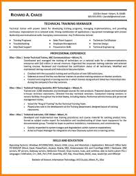 personal trainer resume examples