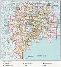 World Map 1950 Cartography Old Tokyo