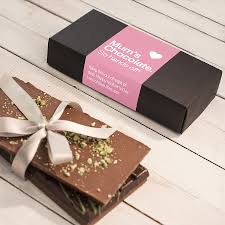 chocolate s day s day chocolate bar box set by gift library