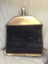 model t brass radiator ebay