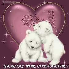 imagenes gif buenos dias mi amor gifs de gracias por compartir buscar con google lovely bear