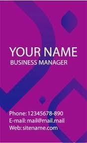 template kartu nama makanan psd blue x banner poster background design template free download