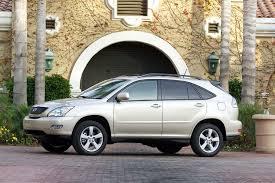 lexus 300 rx 2004 2004 lexus rx 330 overview cars com